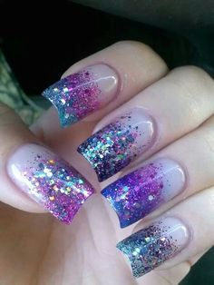 Nails to die for on Facebook