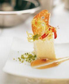 Mousse de Idiazábal ahumado con salsa de nueces   Delicooks   Good Food Good Life