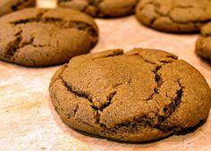 Desserts With Biscuits, Dessert Biscuits, Molasses Cookies, Brownie Cookies, Healthy Cookies, Crackers, New Recipes, Nom Nom