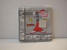 Who Framed Roger Rabbit paper napkins with Jessica, Baby Herman and the Weasels