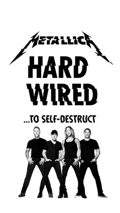 "Orlando 7/5/17!!!  Can't wait!  wallpaper smartphone 5"" #metallica #hardwired"