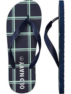 Mens Printed Flip-Flops Maternity Wear, Latest Fashion, Flip Flops, Old Navy, Man Shop, Printed, Clothes, Women, Outfits