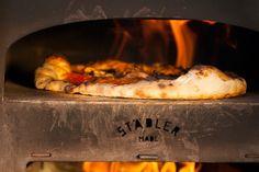 Städler Made Outdoor Pizza Oven #Baxtton #PieterStadler #StadlerMade #BBQ #pizza #outdoor #oven