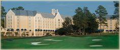 Washington Duke Inn, Durham, NC