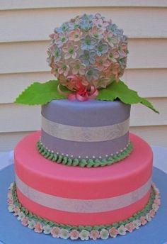 garden party cake Cupcakes, Cupcake Cakes, Beautiful Cakes, Amazing Cakes, Garden Party Cakes, Bridal Shower Cakes, Colorful Cakes, Cake Gallery, Unique Cakes