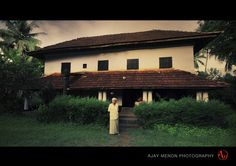 traditional house in kerala..