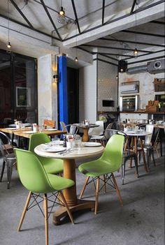 Architecture | Interior Design | Cafe