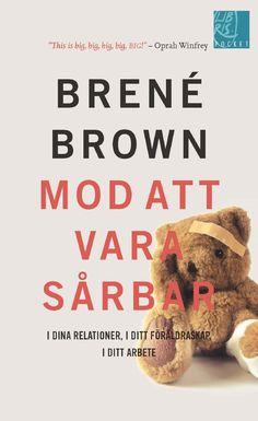 Mod att vara sårbar (Brené Brown), pocket