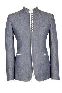 Buy online #Suits, NM, Stylish #Bandgala #Jacket @ pnrao.com