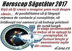 Horoscop 2017 Săgetător Astrology