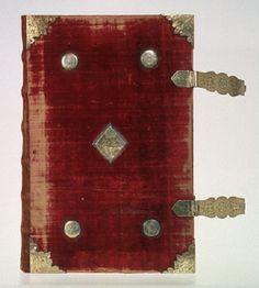Elizabeth I's Bishop's Bible from 1568. Folger Shakespeare Library.