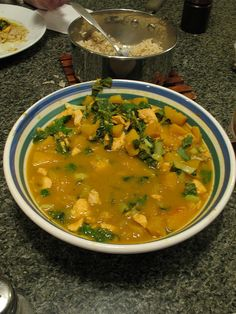 My wife found this recipe a while ago, and it has become a favorite in our house. It's diced salmon cooked in cocoanut milk with summer squash and wilted bok choy. Spices are tumeric and red curry paste! Served on wild rice with a little chopped... Bok Choy Recipes at http://bokchoyrecipes.healthandfitnessjournals.com