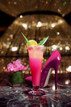 PINK Cocktails in October