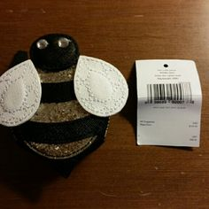 "Kate Spade Authentic Bee Coin Purse ""Down the Rabbit Hole"" Kate Spade  Bags"