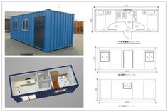 ISO Competitive Quality e Price Modular Container House –ISO Competitive Quality e Price Modular Container House fornecido por Weifang Jinweida Steel Structure Engineering Co., Ltd. para Lusofonia