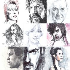 Sketches, Portrait, Drawings, Artist, Painting, Headshot Photography, Artists, Painting Art, Portrait Paintings