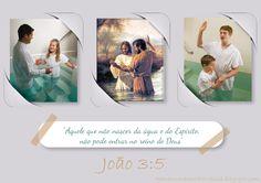 Apenas uma Secretaria: Escritura do mês de julho de 2014. João 3:5