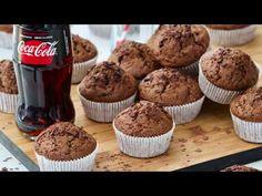 Čokoladni muffini - najbolji recept • ReciPeci Sandre Gašparić - YouTube Mafini Recepti, Torte Cake, Make It Yourself, Breakfast, Recipes, Youtube, Food, Muffins, Cupcakes