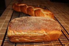 Olgas: Sødmælks franskbrød Cook N, Danish Food, Bread Baking, Bread Recipes, Banana Bread, Biscuits, Recipies, Food And Drink, Appetizers