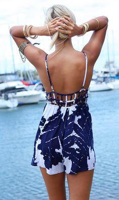 Mura Online Fashion Boutique | Sandcastles Playsuit