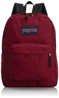 JanSport - Superbreak Viking Red - Backpack