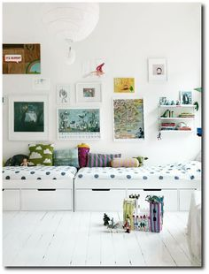 Scandinavian Kids Room - Design Milk