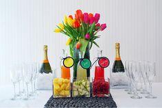Food Bar Ideas for Weddings - Elizabeth Anne Designs