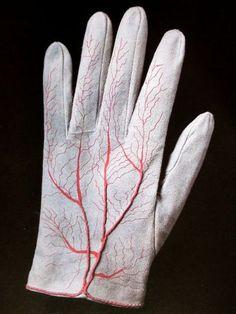 Meret Oppenheim, Pair of Gloves, 1985