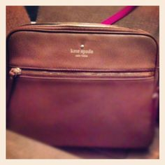 Love my new Kate Spade New York cross body bag!