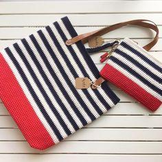 Free Crochet Bag, Crochet Market Bag, Crochet Tote, Crochet Handbags, Crochet Purses, Crochet Baskets, Crochet Designs, Crochet Patterns, Diy Crafts Crochet