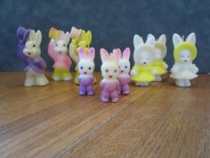 Gurley Easter bunny candles