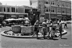 Lion square-Heraklion