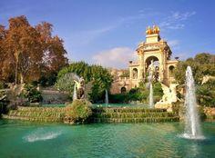 Parc de la Ciutadella - Barcelona City Tour
