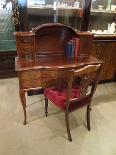 Writing desk 1890's