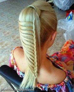 Hair Tips for Cute Braided Hairstyles with Video Tutorials ~ Natural Hair Styles