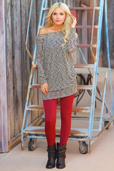 """Where I Want To Be Dolman Tunic - Black from Closet Candy Boutique-Save 10% with code """"repchristy"""" at checkout"""