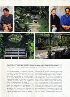 Prieuré d'Orsan - revue de presse - Gardens illustrated