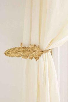Este sujetador para cortina.                                                                                                                                                     More