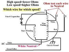 Ceiling Fan Speed Switch Wiring Diagram Electrical