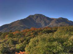 Cerro Uritorco.