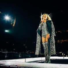 Beyoncé Formation World Tour Levi's Stadium Santa Clara California 17th September 2016