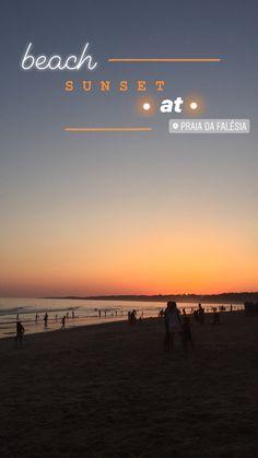 Instastorys idea: beach sunset ✨ - s t o r y s Instagram Beach, Creative Instagram Stories, Instagram Story Ideas, Instagram Quotes, Photo Snapchat, Instagram And Snapchat, Applis Photo, Snapchat Stories, Insta Photo Ideas