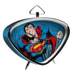 Relógio de mesa Superman - Shop Geek Toys Collection