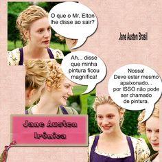 Jane Austen Sociedade do Brasil - Desde 2008