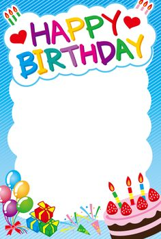 Wishing you the abundance of fun and glory . Happy Birthday Wishes Photos, Happy Birthday Blue, Happy Birthday Frame, Birthday Photo Frame, Happy Birthday Wallpaper, Happy Birthday Celebration, Birthday Wishes Messages, Birthday Frames, Happy Birthday Candles
