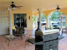 $120 Beautiful Tavernier Rental Home - Serenity Bay Villas - Garden-40Ft Dck; 200Ft Water