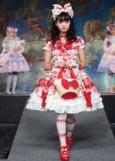 Angelic Pretty Princess Dreamy Carnival - Spring 2015