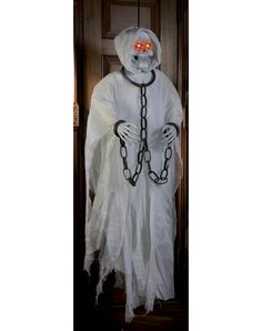 $20 5 Ft Hanging Reaper with Light up Eyes