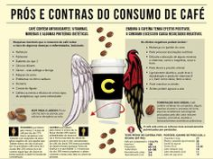 Conheça os prós e contras do #consumo de #café. Saiba como fazer mais coisas em http://www.comofazer.org