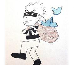 Twitter combate el plagio de chistes | Ahora la red social del pajarito está usando las normas sobre el derecho de autor para combatir el plagio de chistes. Esta política le da 10 días al acusado para responder a las denuncias.
